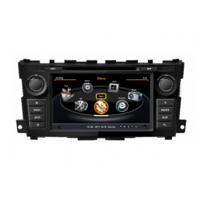 Wholesale Nissan Teana 2013~2014 - Car GPS Navigation DVD Player Radio Stereo S100 Multimedia System