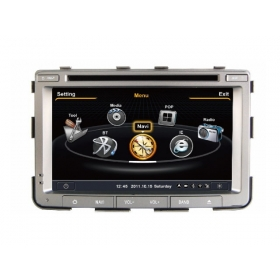 Wholesale Micro Rexton 2013~2014 - Car GPS Navigation DVD Player Radio Stereo S100 Multimedia System