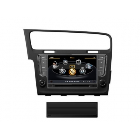 Wholesale VW Golf Wagon 2013~2014 - Car GPS Navigation DVD Player Radio Stereo S100 Multimedia System