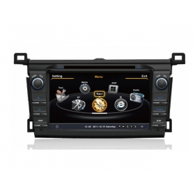 Wholesale Toyota RAV4 2013~2014 - Car GPS Navigation DVD Player Radio Stereo S100 Multimedia System