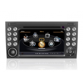 Wholesale Mercedes Benz SLK-Class R171 2004~2011  - Car GPS Navigation DVD Player Radio Stereo S100 Multimedia System
