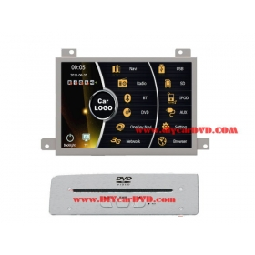 Wholesale FIAT Viaggio 2012~2013 - Car Stereo DVD Player GPS Navigation Radio HD MFD Screen 4-Core System