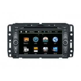 Wholesale Chevrolet Tahoe 2007~2013 - Car Radio DVD Player GPS Navigation Advanced A5 System