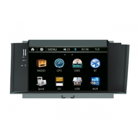 Wholesale Citroen DS4 2011~2013 - Car Radio DVD Player GPS Navigation Advanced A5 System