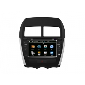 Wholesale Mitsubishi Outlander Sport 2010~2013 - Car Radio DVD Player GPS Navigation Advanced A5 System