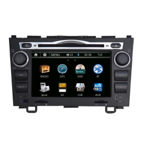 Wholesale Honda CRV 2007~2011 - Car Radio DVD Player GPS Navigation Advanced A5 System