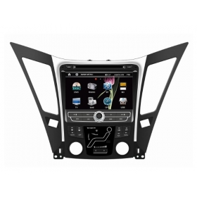 Wholesale Hyundai Sonata YF 2011~2013 - Car Radio DVD Player GPS Navigation Advanced A5 System