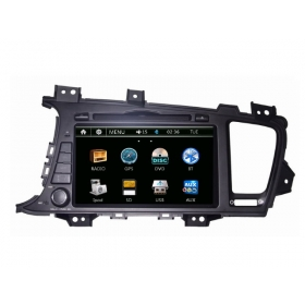 Wholesale KIA K5 2011~2012 - Car Radio DVD Player GPS Navigation Advanced A5 System