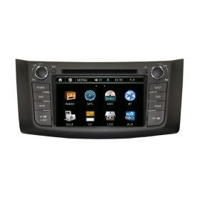 Wholesale Nissan Sentra 2012~2013 - Car Radio DVD Player GPS Navigation Advanced A5 System