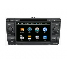 Wholesale Skoda Octavia MK2 2005~2012 - Car Radio DVD Player GPS Navigation Advanced A5 System