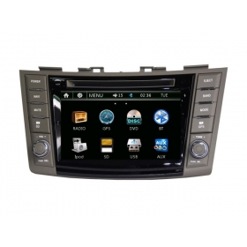 Wholesale Suzuki Swift 2011~2012 - Car Radio DVD Player GPS Navigation Advanced A5 System