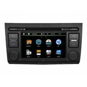 Wholesale Suzuki Swift 2005~2010 - Car Radio DVD Player GPS Navigation Advanced A5 System