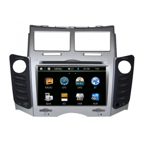 Wholesale Toyota Echo 2006~2011 - Car Radio DVD Player GPS Navigation Advanced A5 System