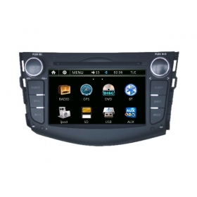 Wholesale Toyota RAV4 2005~2012 - Car Radio DVD Player GPS Navigation Advanced A5 System
