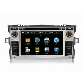 Wholesale Toyota Verso 2009~2013 - Car Radio DVD Player GPS Navigation Advanced A5 System