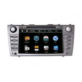 Wholesale Toyota Solara 2004~2008 - Car Radio DVD Player GPS Navigation Advanced A5 System