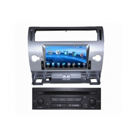 Wholesale Citroen Sega 2008~2011 - Car Radio DVD Player GPS Navigation Advanced N303 System
