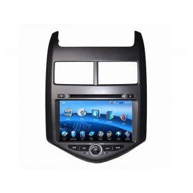 Wholesale Chevrolet Sonic 2011~2013 - Car Radio DVD Player GPS Navigation Advanced N303 System