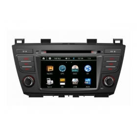 Wholesale Mazda 5 2011~2013 - Car Radio DVD Player GPS Navigation Advanced A5 System