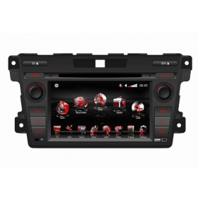 Wholesale Mazda CX-7 2007~2012 - Car Radio DVD Player GPS Navigation Advanced N303 System