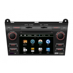 Wholesale Mazda Axela 2003~2009 - Car Radio DVD Player GPS Navigation Advanced A5 System