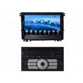 Wholesale Nissan Bluebird Sylphy 2005~2012 - Car Radio DVD Player GPS Navigation Advanced N303 System