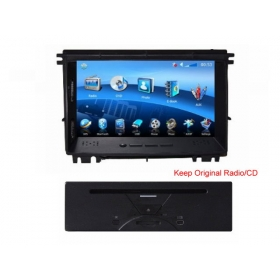 Wholesale Nissan Bluebird Sylphy 2005~2012 - Car Radio DVD Player GPS Navigation System
