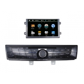 Wholesale MG 6 2010~2011 - Car Radio DVD Player GPS Navigation Advanced A5 System