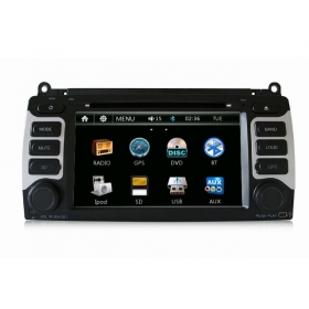 Wholesale MG 7 2007~2010 - Car Radio DVD Player GPS Navigation Advanced A5 System