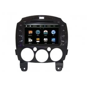 Wholesale Mazda 2 2007~2013 - Car Radio DVD Player GPS Navigation Advanced A5 System
