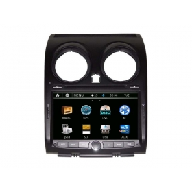 Wholesale Nissan Dualis 2007~2013 - Car Radio DVD Player GPS Navigation Advanced A5 System