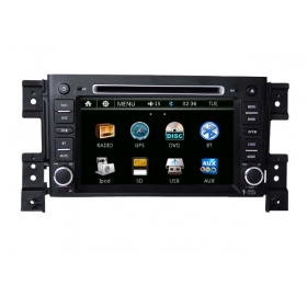 Wholesale Suzuki Vitara 2008~2013 - Car Radio DVD Player GPS Navigation Advanced A5 System