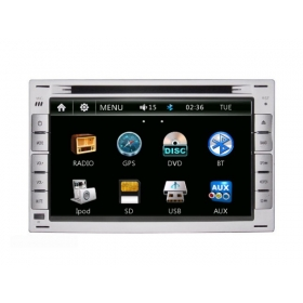 Wholesale VW Golf MK4 2003~2004 - Car Radio DVD Player GPS Navigation Advanced A5 System