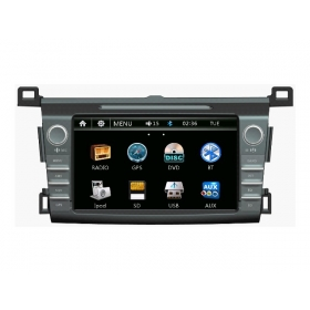 Wholesale Toyota RAV4 2013~2014 - Car Radio DVD Player GPS Navigation Advanced A5 System