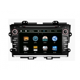 Wholesale Honda Crider 2012~2014 - Car Radio DVD Player GPS Navigation Advanced A5 System
