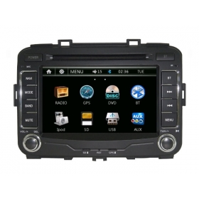 Wholesale KIA Carnival 2013~2014 - Car Radio DVD Player GPS Navigation Advanced A5 System