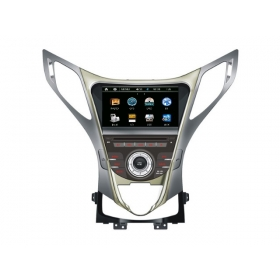 Wholesale Hyundai Grandeur 2011~2013 - Car Radio DVD Player GPS Navigation Advanced A5 System