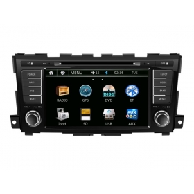 Wholesale Nissan Teana 2013~2014 - Car Radio DVD Player GPS Navigation Advanced A5 System