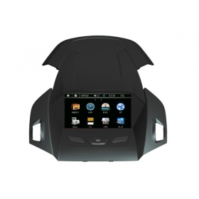 Wholesale Ford Escape 2013~2014 - Car Radio DVD Player GPS Navigation Advanced A5 System