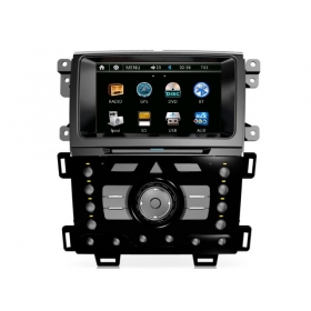 Wholesale Ford Edge 2013~2014 - Car Radio DVD Player GPS Navigation Advanced A5 System