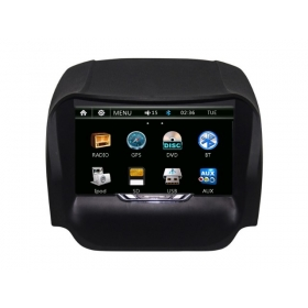Wholesale Ford EcoSport 2013~2014 - Car Radio DVD Player GPS Navigation Advanced A5 System