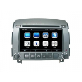 Wholesale Hyundai Sonata NF 2006~2008 - Car Radio TV DVD GPS NAVI Audio & Video System