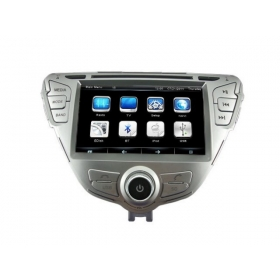 Wholesale Hyundai Avante 2012~2013 - Car Radio TV DVD GPS NAVI Audio & Video System