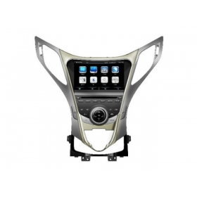 Wholesale Hyundai Grandeur 2011~2013 - Car Radio TV DVD GPS NAVI Audio & Video System