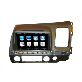 Wholesale Honda CIVIC (R.H.D) 2006~2011 - Car Radio TV DVD GPS NAVI Audio & Video System