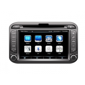 Wholesale KIA Picanto Morning 2011~2013 - Car Radio TV DVD GPS NAVI Audio & Video System