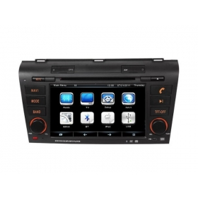Wholesale Mazda Axela 2003~2009 - Car Radio TV DVD GPS NAVI Audio & Video System