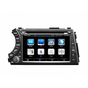 Wholesale SSangYong Actyon 2005~2013 - Car Radio TV DVD GPS NAVI Audio & Video System