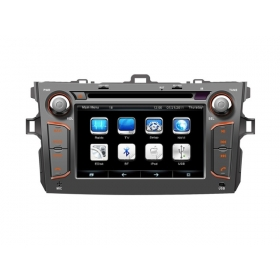 Wholesale Toyota Corolla E140 E150 2007~2012 - Car Radio TV DVD GPS NAVI Audio & Video System