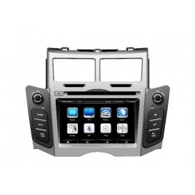 Wholesale Toyota Yaris 2005~2010 - Car Radio TV DVD GPS NAVI Audio & Video System
